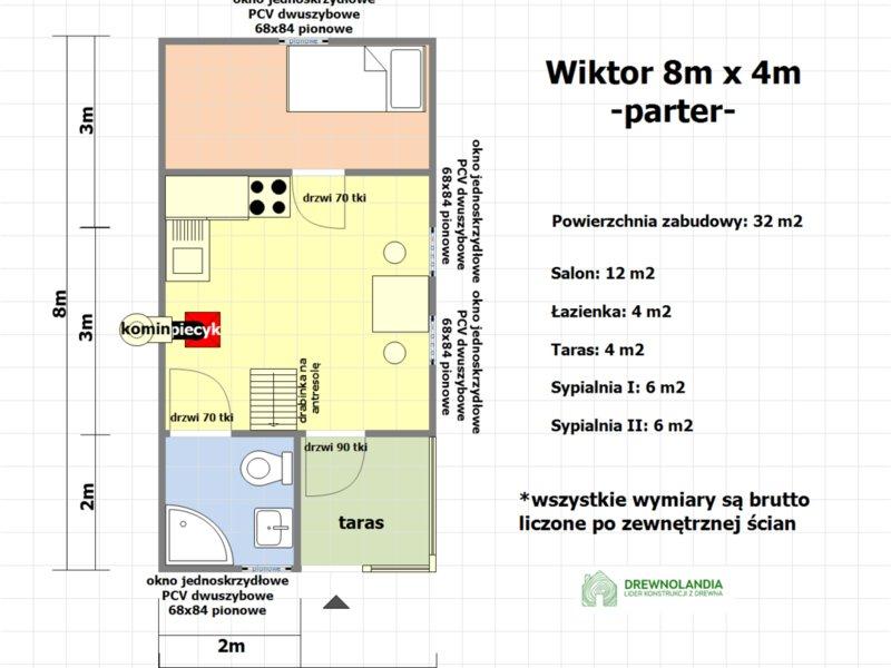 Wiktor 8x4 wersja na strone   parter