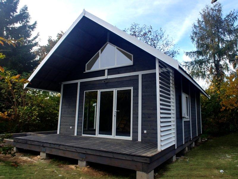 domki drewniane bez pozwolenia producent