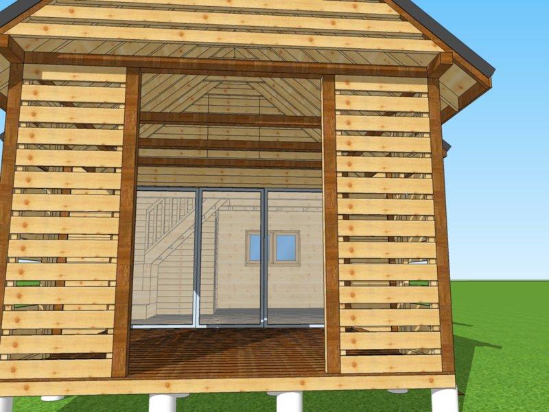 domki drewniane śląsk