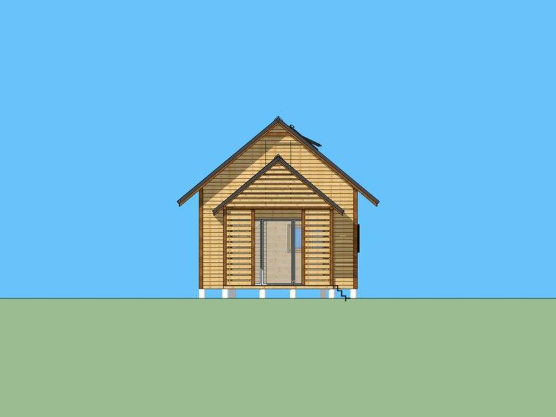 domki z drewna producent ceny