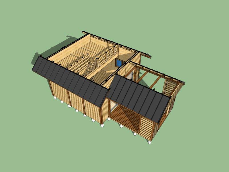 kanadyjski domek drewniany producent