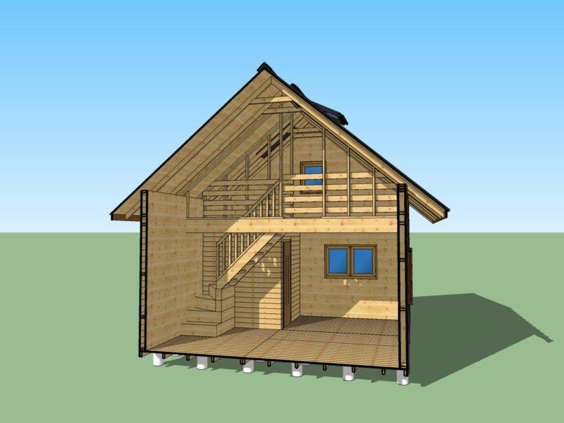 domki z drewna częstochowa producent