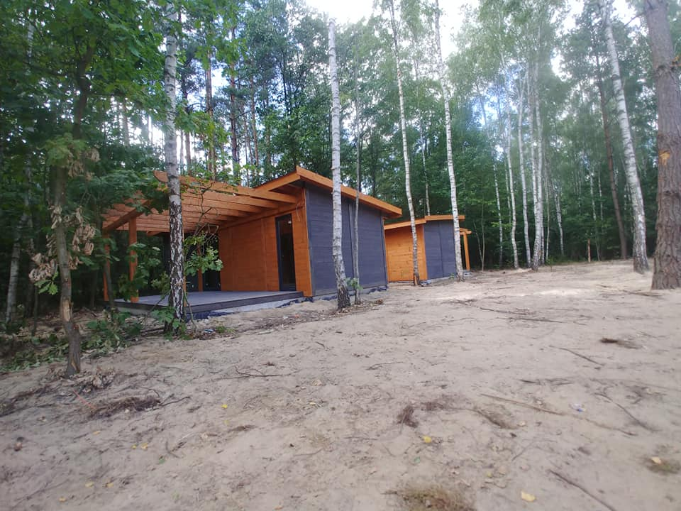 szczecin warszawa gdańsk montaż domków drewnianych