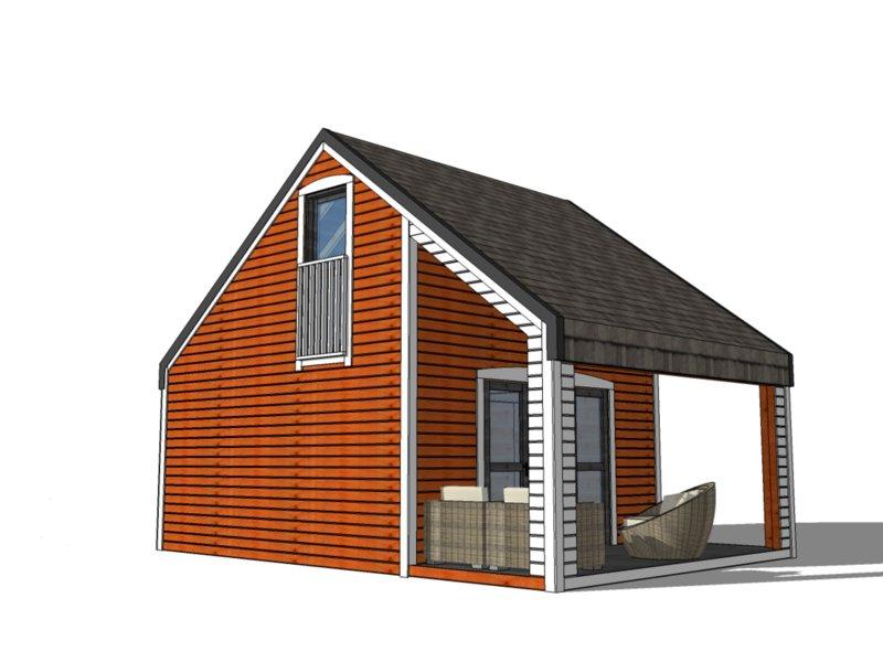domki z drewna producent