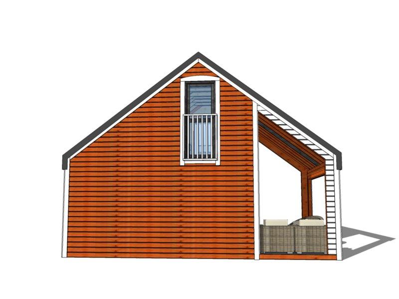 producent domków i altan drewnianych