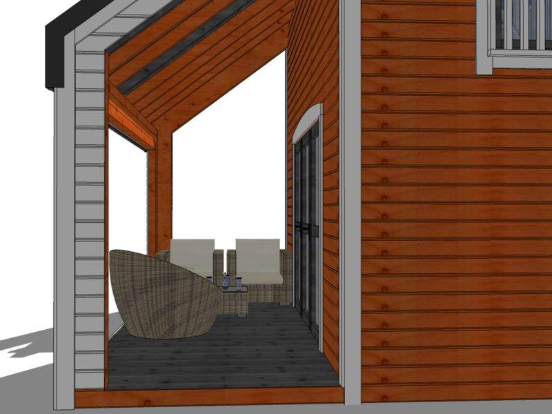altany ogrodowe i domki drewniane