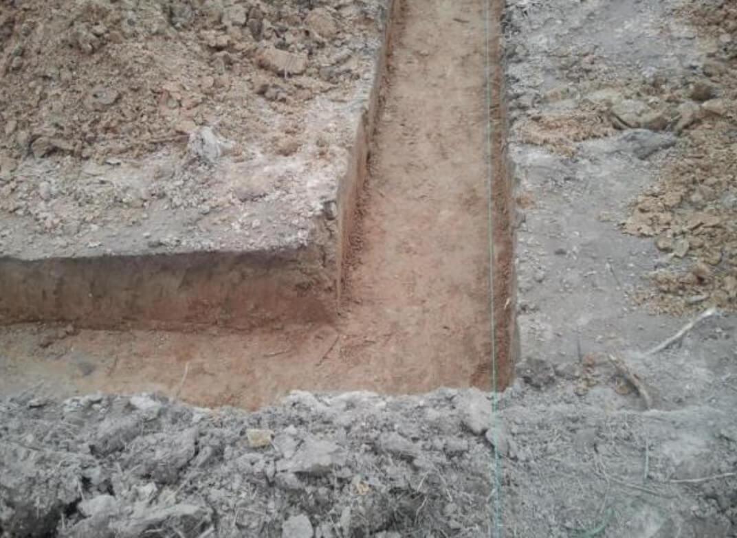 fundamenty wykopy
