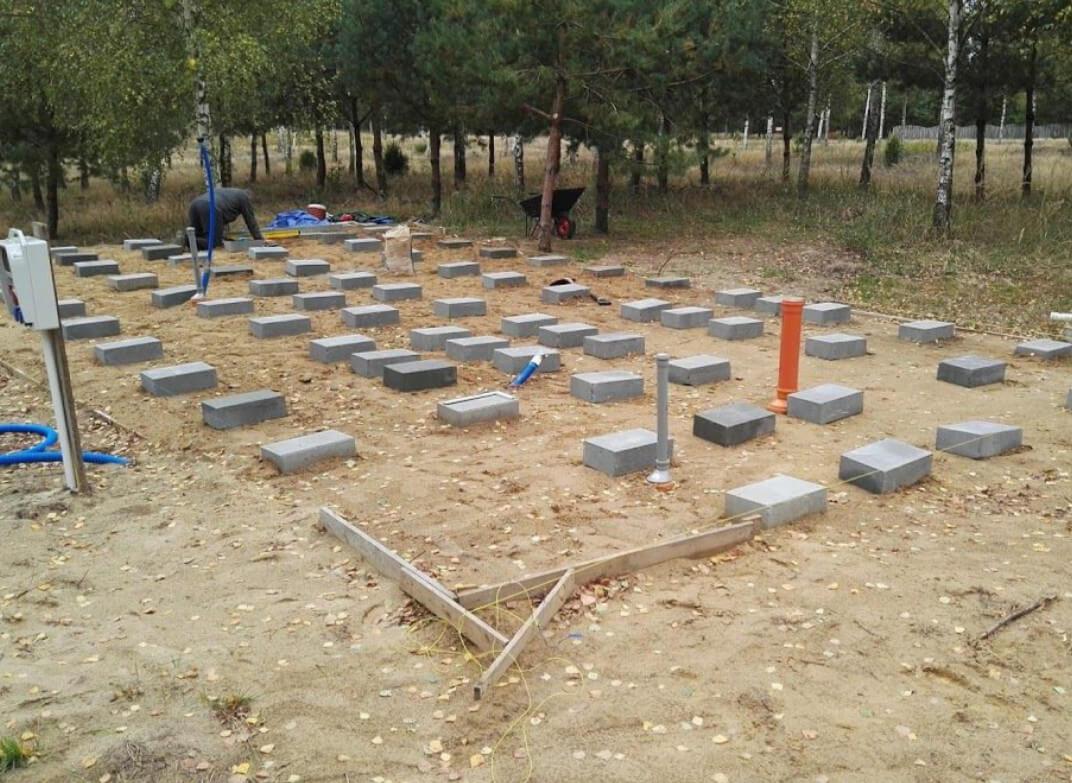 bloczek betonowy instrukcje